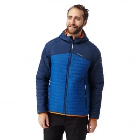 Mens DA Climaplus Jacket Deep Blue