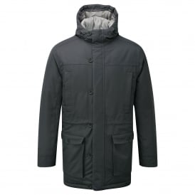 Mens Finch Jacket Black Pepper