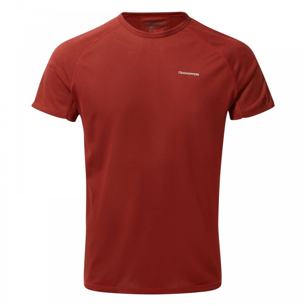 Craghoppers Mens Short Sleeve T-Shirt
