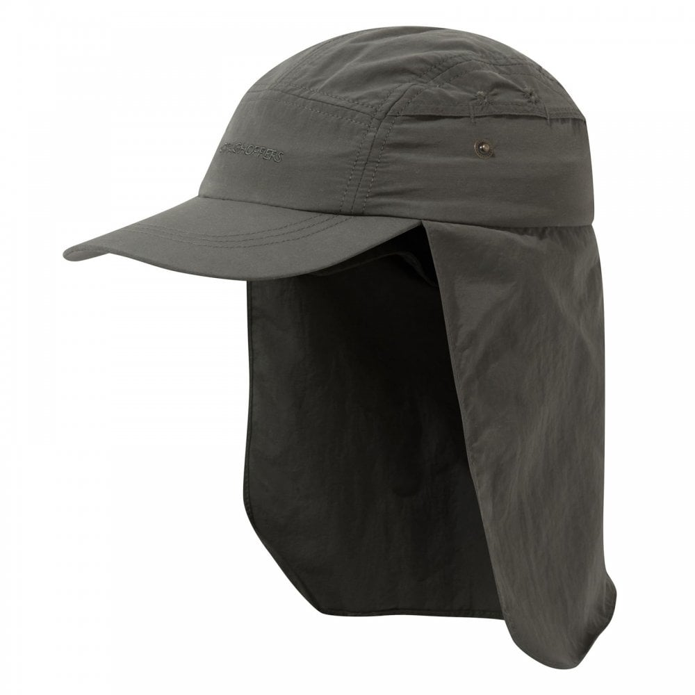 60c2357d164 Craghoppers Mens NosiLife Desert Hat Dark Khaki - Mens from Great ...