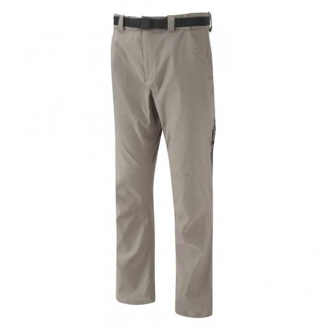 Craghoppers Mens Nosilife Stretch Trousers Pebble (Reg)