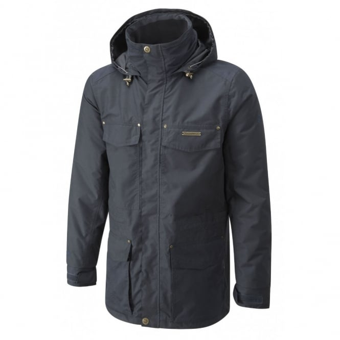 Craghoppers Mens Rushmore III Jacket Navy