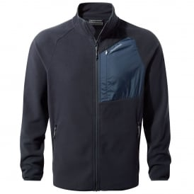 Mens Timor Fleece Jacket Dark Navy