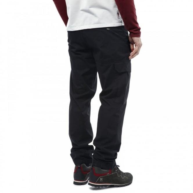 d4226ea408 Mens Traverse Trousers Black