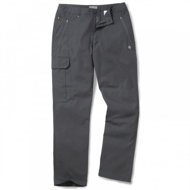 Craghoppers Mens Traverse Trousers Elephant