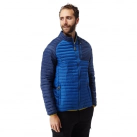 Mens Venta Lite Jacket Deep Blue
