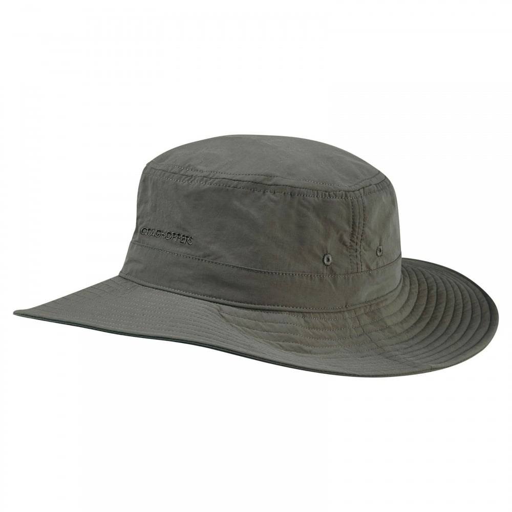 a5748270 Craghoppers NosiLife Sun Hat Khaki - Mens from Great Outdoors UK