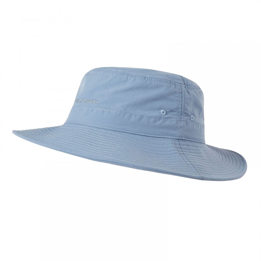6afd71c8 Craghoppers NosiLife Sun Hat Ocean Blue - Mens from Great Outdoors UK