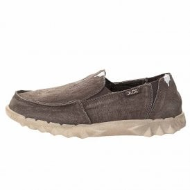 Mens Farty Washed Shoe Mud
