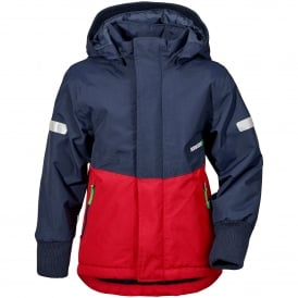Kids Harje Jacket Red