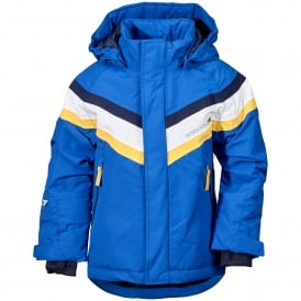 Kids Safsen Jacket Indigo