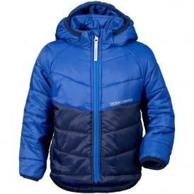 Kids Sunne Jacket Navy