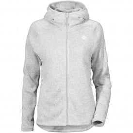 Ladies Cimi Fleece Jacket Aluminium