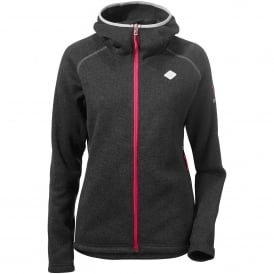 Ladies Cimi Fleece Jacket Black
