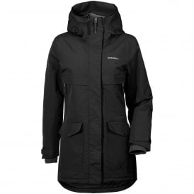 Ladies Frida Parka Black