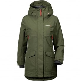 Ladies Frida Parka Peat