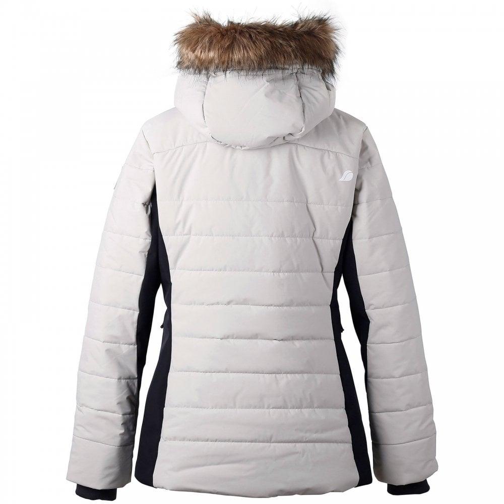 eb27b5a0f Didriksons Ladies Ona Jacket Aluminium