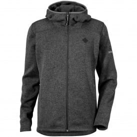 Mens Cali Fleece Jacket Black