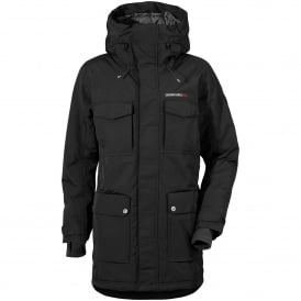 Mens Drew Parka Black