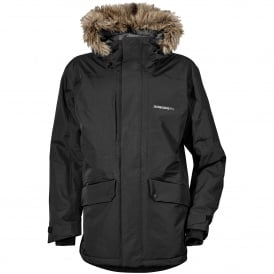 Mens Marc Parka Black