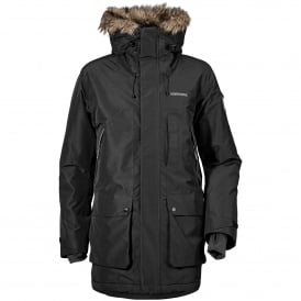 Mens Marcel Parka Black