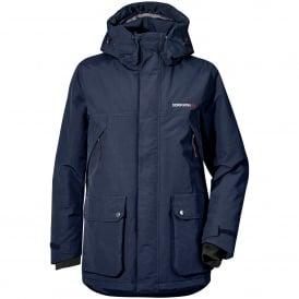 Mens Phil Parka Navy