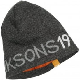 Mens Revert Senior Beanie Coal