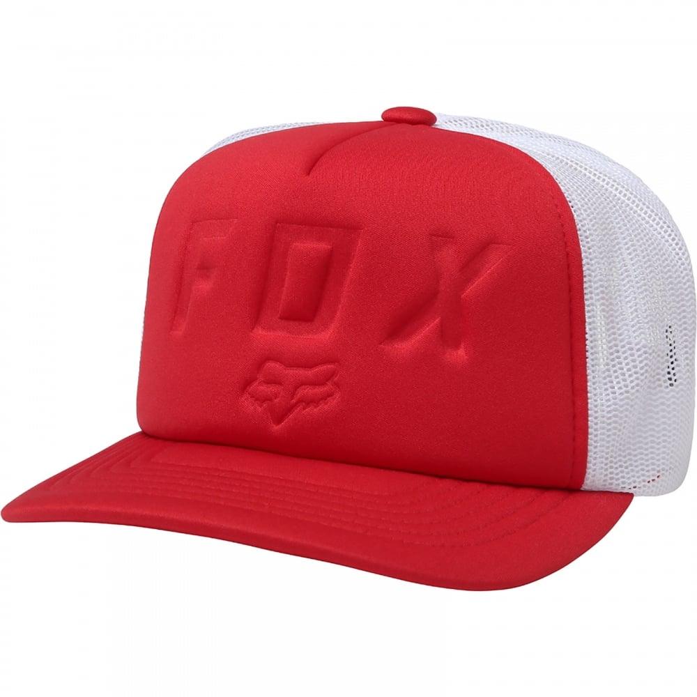 f7fcec6fbd93d Fox Mens Foamin Moth Snapback Hat Dark Red - Mens from Great Outdoors UK