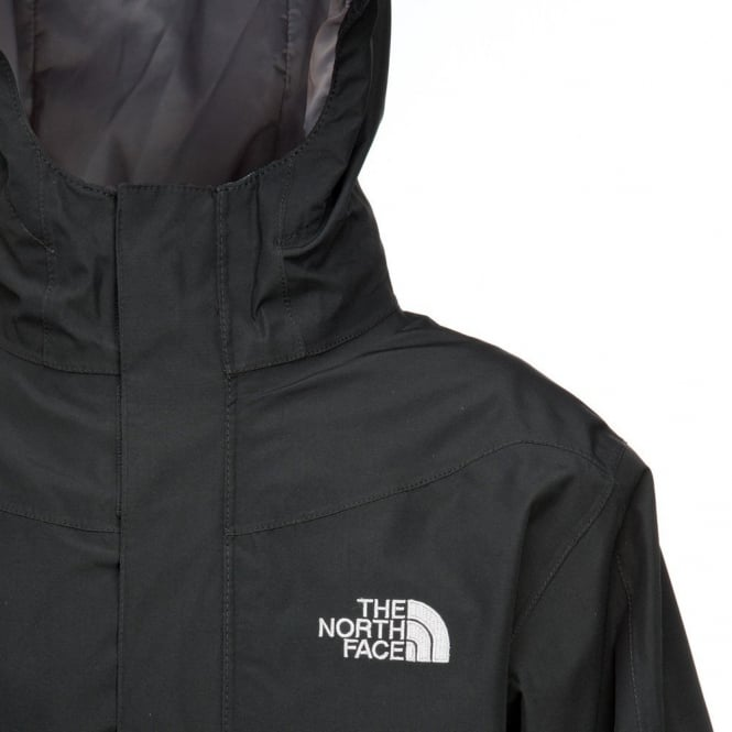 41186d7f1 The North Face Girls Evolution Triclimate 3in1 Black