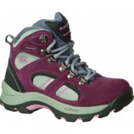 Kids Altitude Lite Waterproof Boot Plum