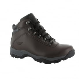 Ladies Eurotrek III Waterproof Boot Dark Chocolate