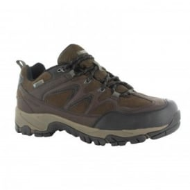 Mens Altitude Trek Low i Waterproof Dark Chocolate