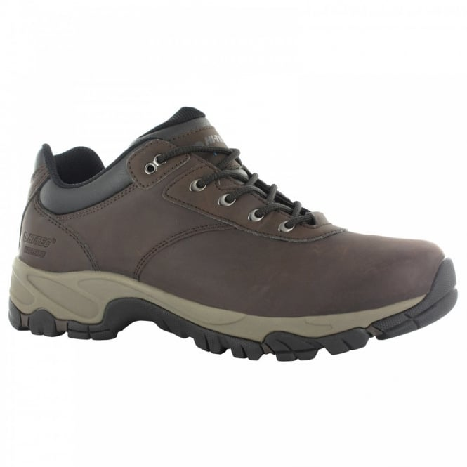 b5cba5b6563e97 Hi-Tec Mens Altitude V Low i Waterproof Dark Chocolate - Footwear ...