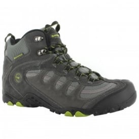 Mens Penrith Boot Charcoal/Chartreuse