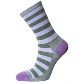 Ladies Bamboo Sock Lilac