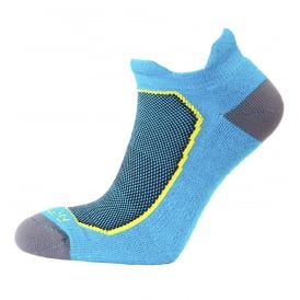 Tab Low Cut Sock Turquoise