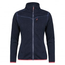 Ladies Elea Fleece Aqua