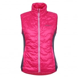 Ladies Goldy Jacket Cranberry