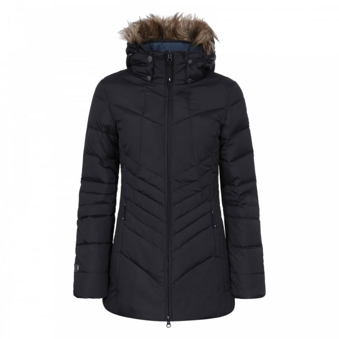 04fbafb5b Ladies Jessie Down Jacket Black