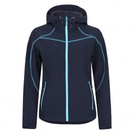Ladies Sava Fleece Dark Blue