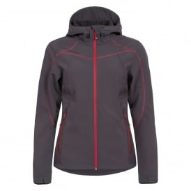 Ladies Sava Fleece Smoke