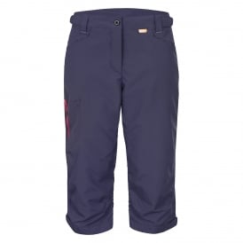 Ladies Sunila Capri Navy