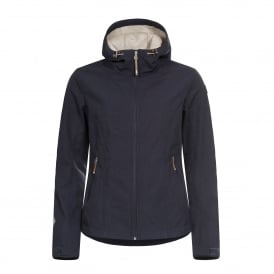 Ladies Terra Softshell Jacket Navy