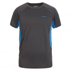 Mens Gael Base Top Smoke
