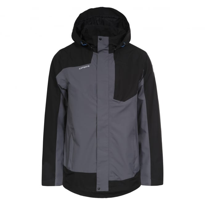 Icepeak Mens Sven Jacket Smoke