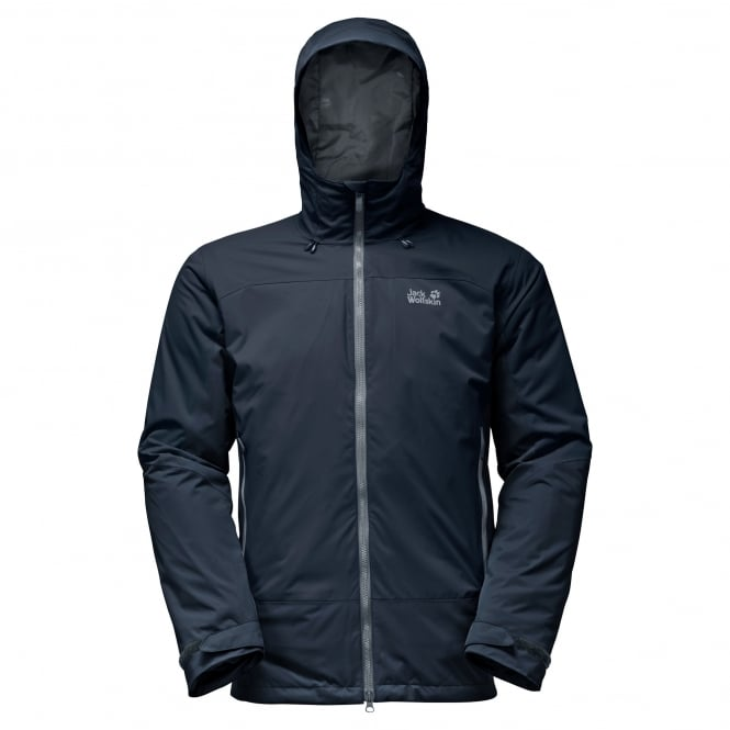Jack Wolfskin Discovery Cove M Jkt - N.Blue