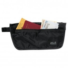Document Belt - Black