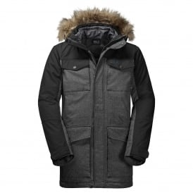 Granite Cliff M Jkt - Black