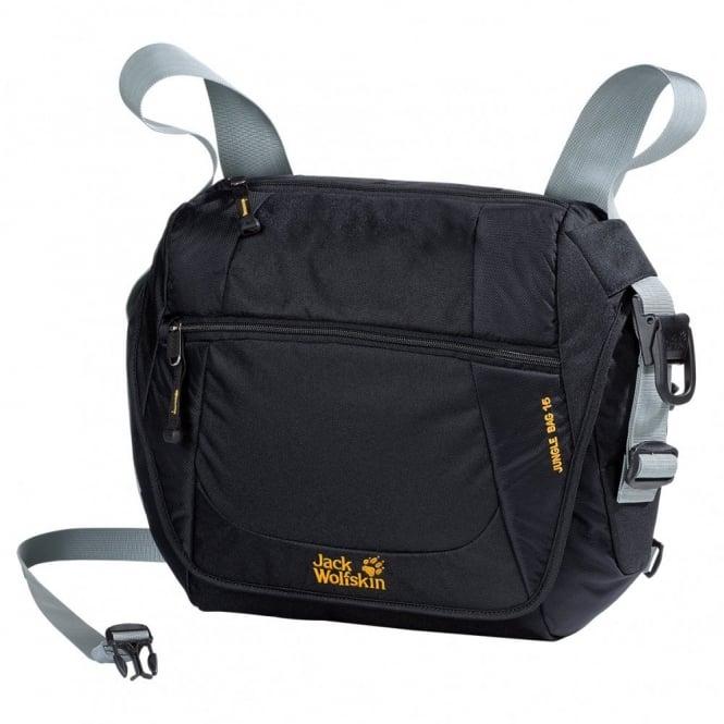 316759c0b0 Jack Wolfskin Jungle Bag 15 Litre Black