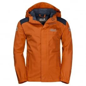 Kids Oak Creek Jacket Desert Orange